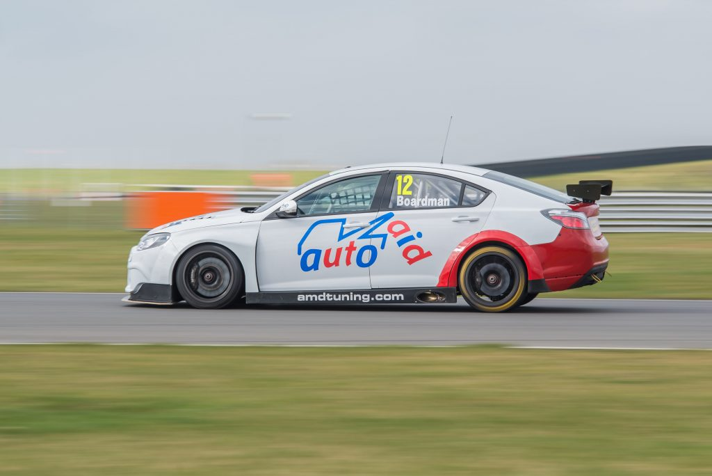 RORY BUTCHER COMPLETES AMDTUNING.COM LINE-UP