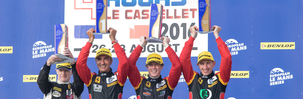 TWO IN A ROW AT PAUL RICARD
