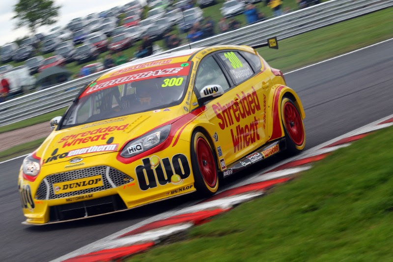 Butcher joins Team Shredded Wheat Racing with Duo for remainder of BTCC campaign