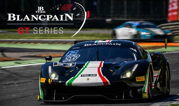 Mixed fortunes at Blancpain Silverstone round