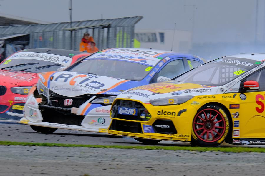 Butcher struggles at Silverstone